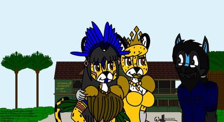 The Jaguar Cousins! (Me and BASEDCUBE95's RP)