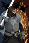 Warrior's Redemption - Sandor Clegane