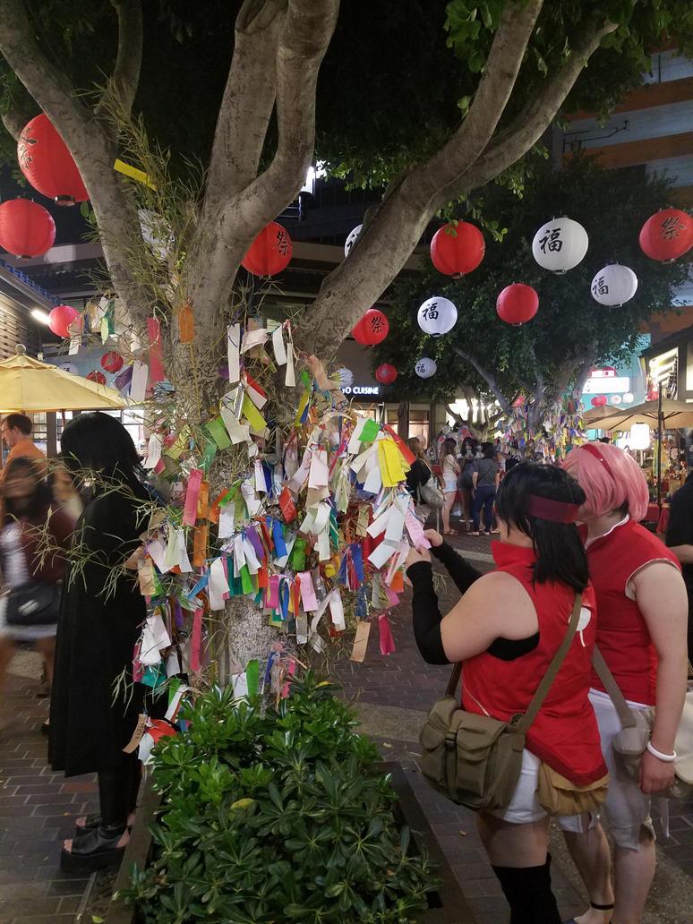 Uchiha Family Festival by blueglacier19