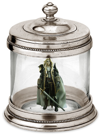Alucard in a Jar by KeeperNovaIce