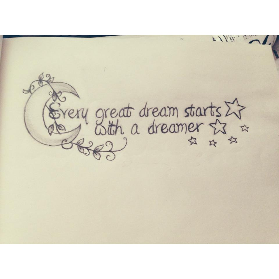 Dream Quote By NessStarStorm