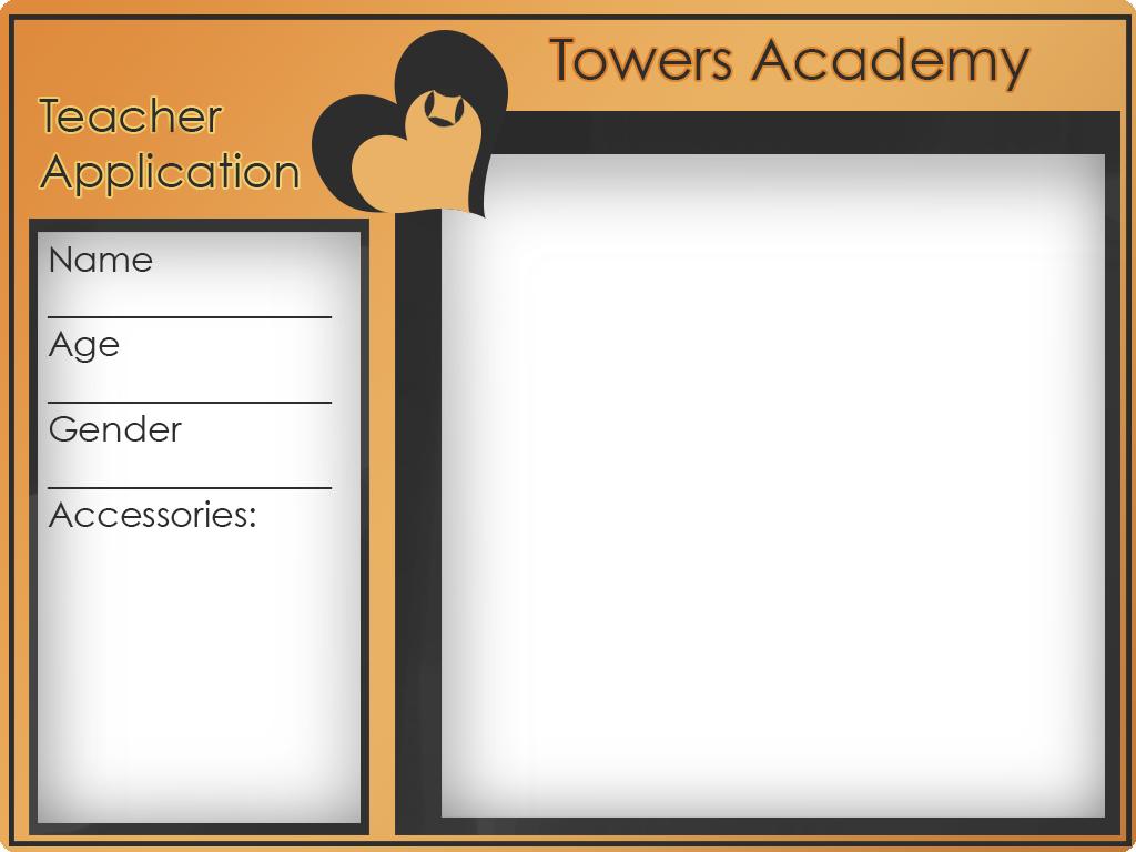 [TA] Teacher Application by Bri-Sama14