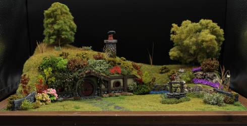 Diorama - Bag End