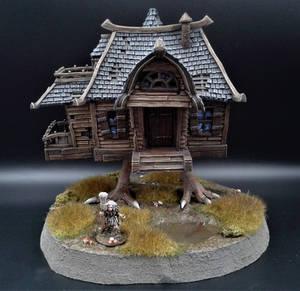 Baba Yaga's Hut