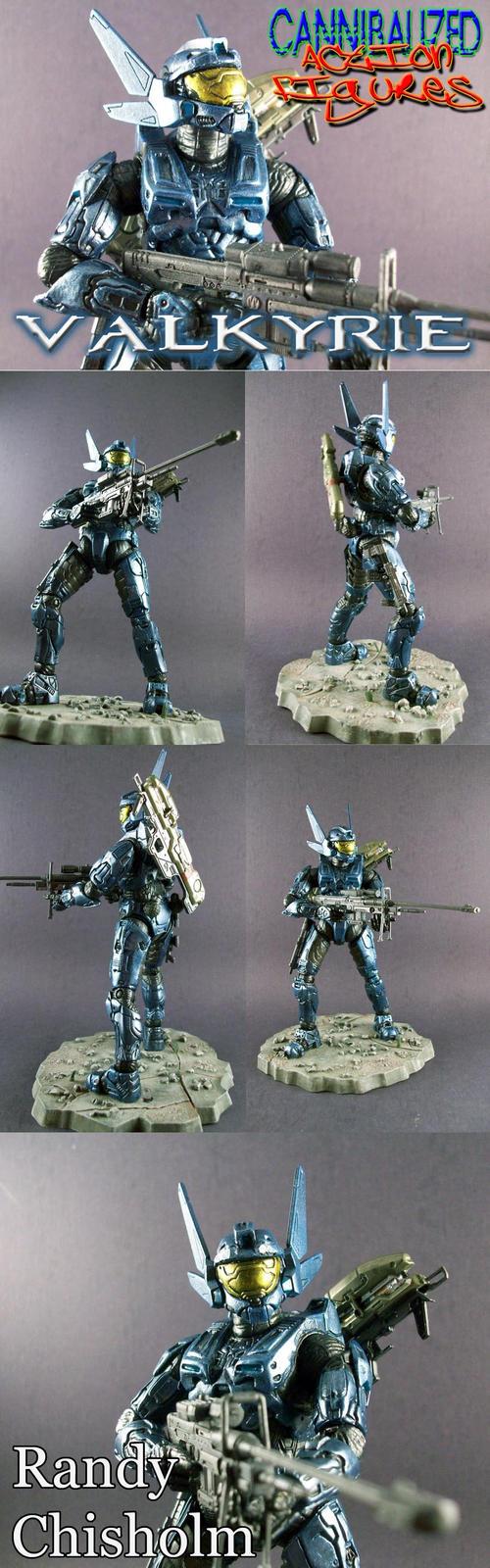 Halo Reach Armor Customizer Custom Halo 3 Valkyrie Armor