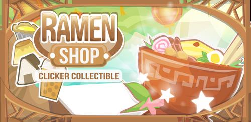 Ramen Clicker Game by jas7229