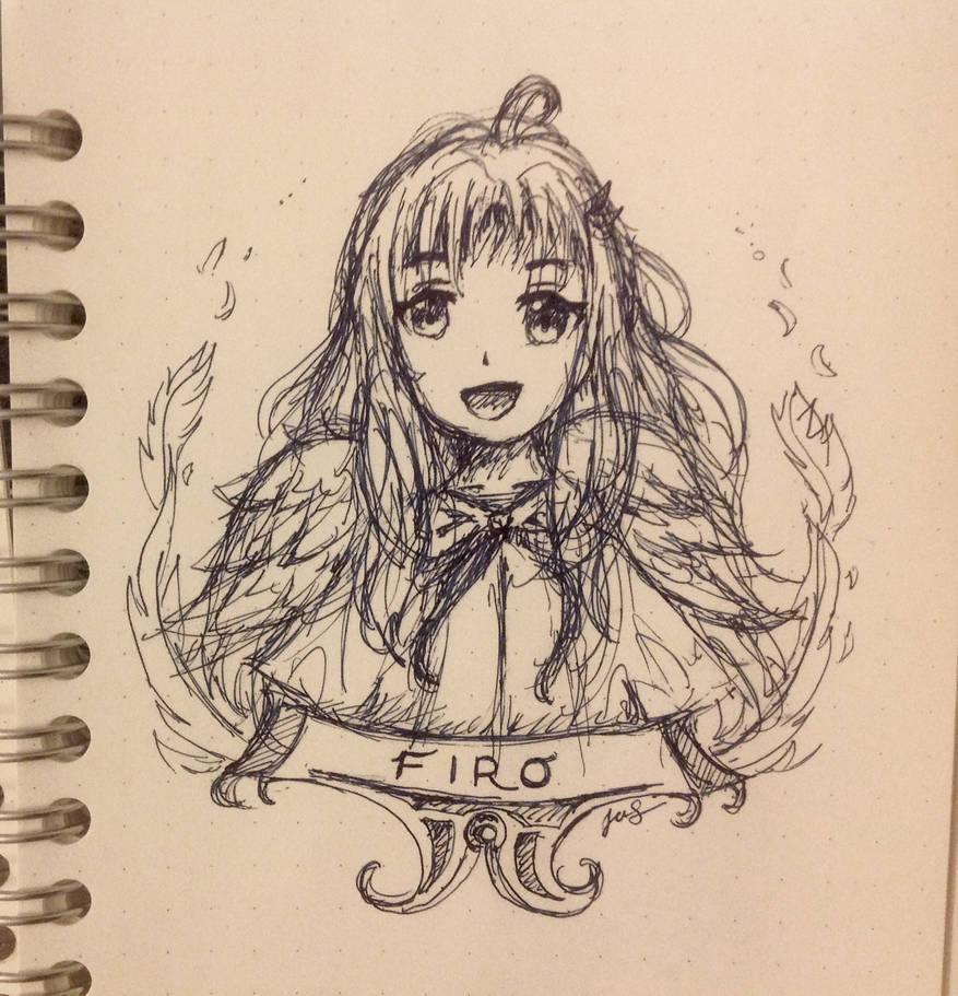 Firo Sketch by jas7229