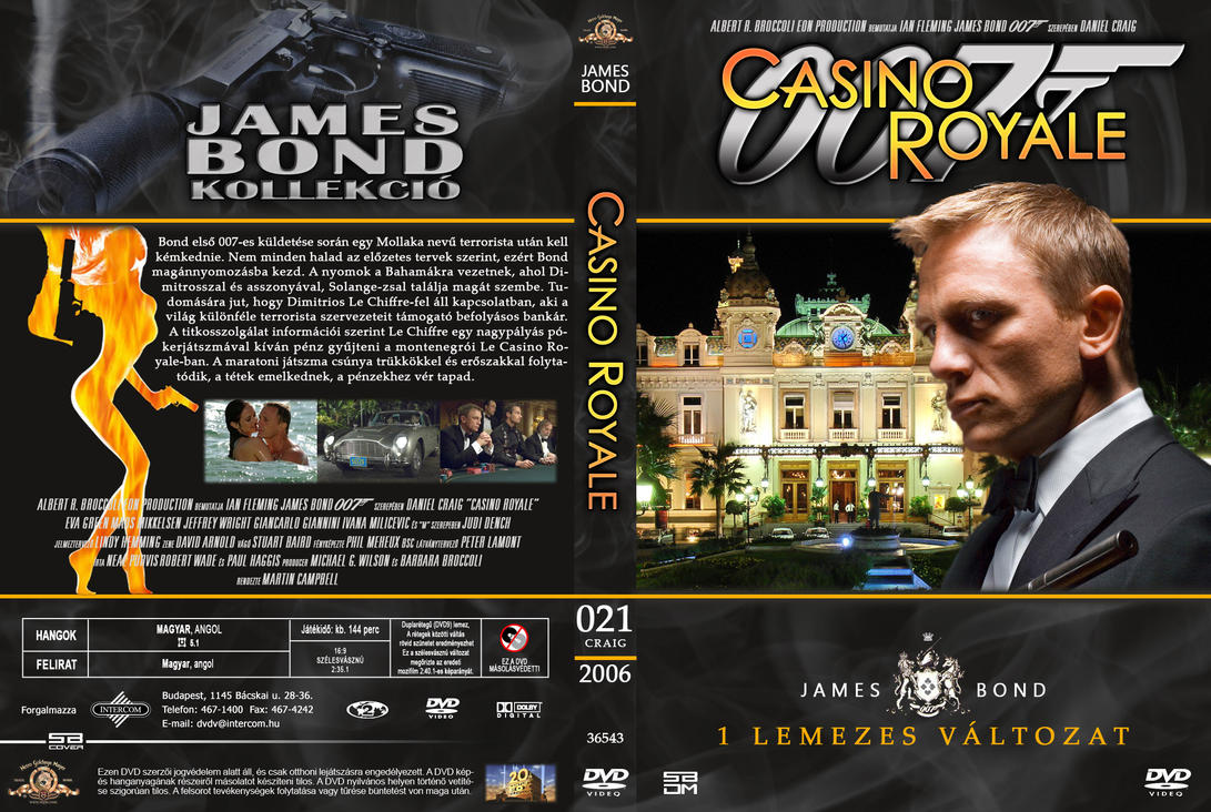 Craig casino royal
