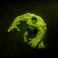 Hulk badass by FernnadoInk