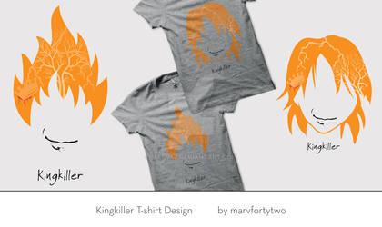 Pat Rothfuss Kvothe T-shirt design