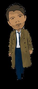 Misha Shimeji (Full length)