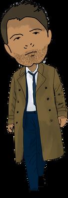 Misha Shimeji (Idle 1)