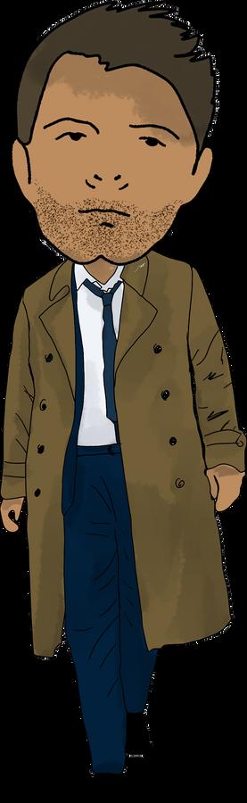 Misha Shimeji (Idle 2)