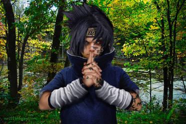 Papiel Sasuke 3 by curi222