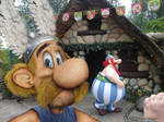 Asterix Untooned Papiel