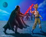 Darth Vader Vs Son Goku