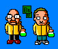 Breaking Bad Pixel by curi222