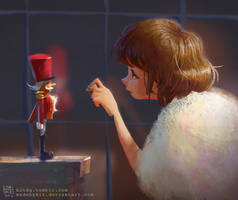 The Nutcracker by madebykit