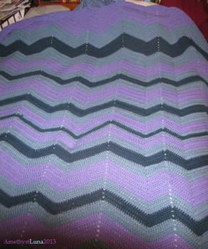 Cool Shades Waves Blanket