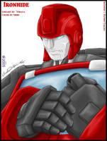 Ironhide by Straya - Colored by shiribot