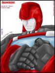 Ironhide by Straya - Colored