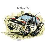 Audi Quattro by argentinor