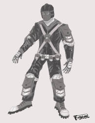 Speedpaint - fictional military