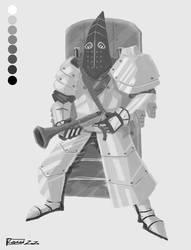Speedpaint - fictional military V3