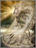 A Goddess from Greek Mythology by jsonn