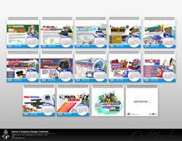 Calendar Sample 2014