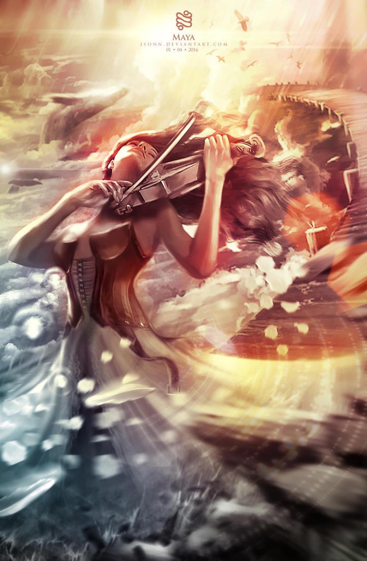 Maya by jsonn
