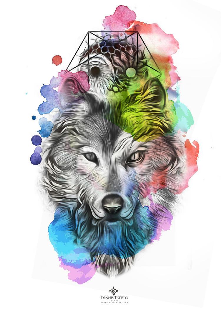 Dennis Tattoo by jsonn