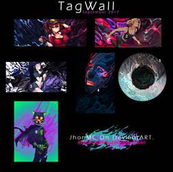 TagWall September 2017