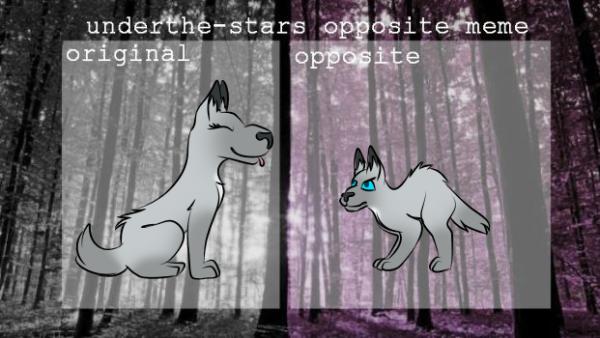 Gooseheart opposite meme by Goldenheart345