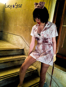 Demon Nurse - Silent Hill 3