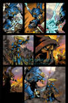 Warmachine Comic 3 of 3