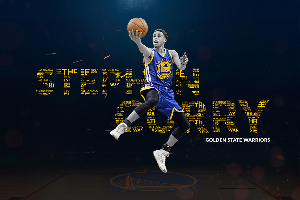 Stephen Curry By PGgoncalves