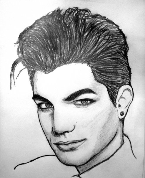 Adam Lambert by Giotronic