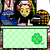 St.Patricks Day Nurse Avatar by gothicdreams2die4