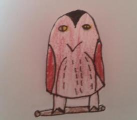 Owl by Adw1nk