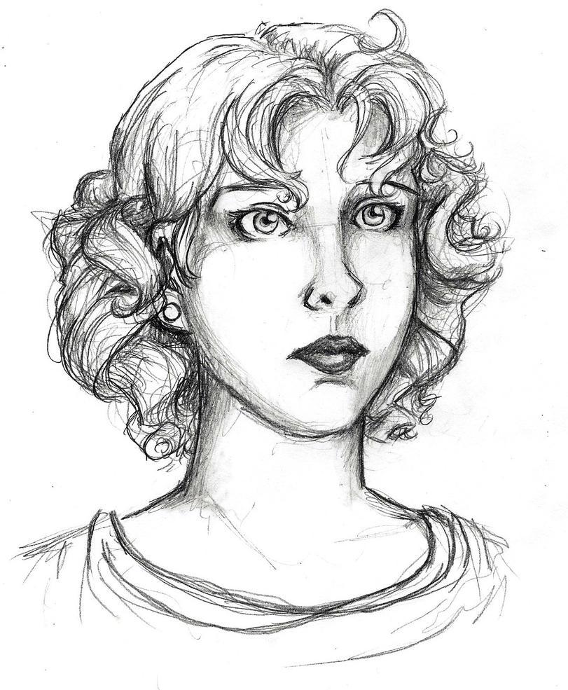 Miss Gray by Yiliana