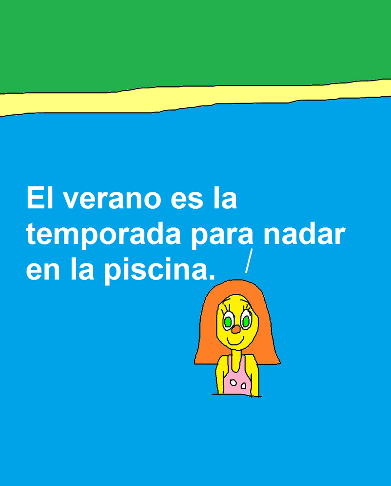 how to say it is sunny in spanish