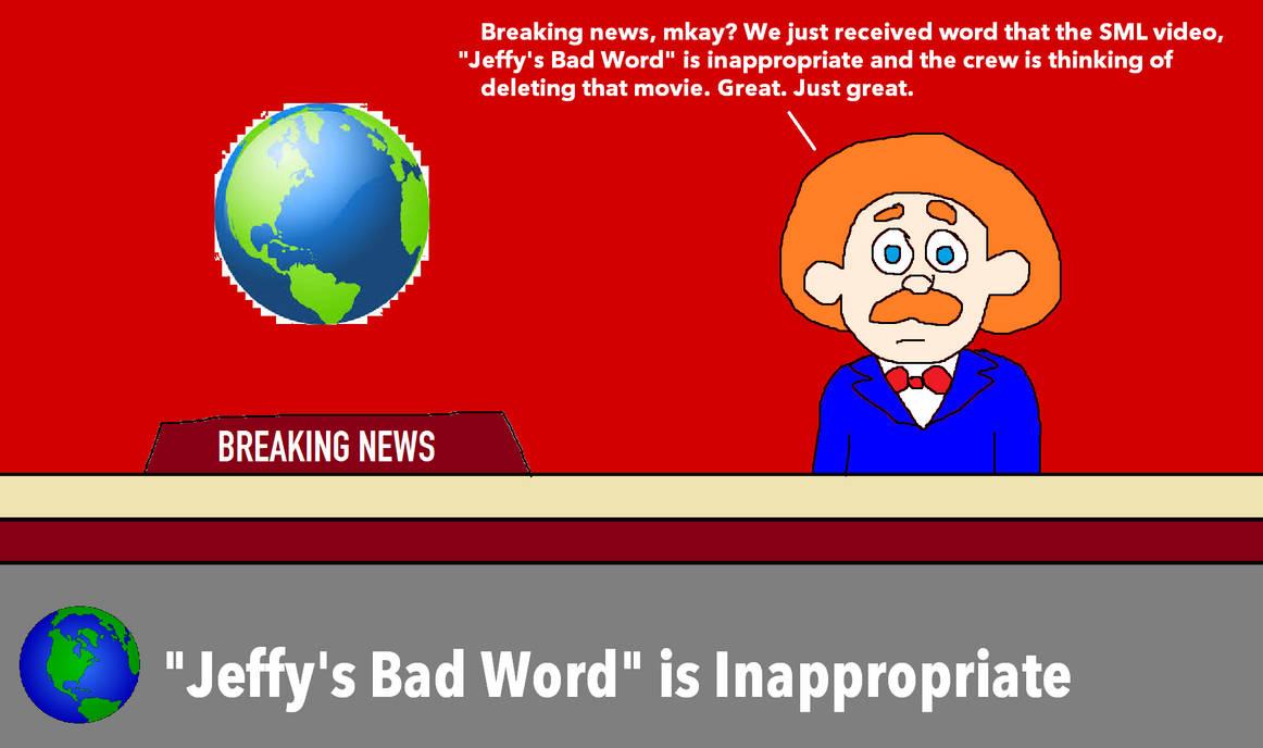 Bad Word Jeffy