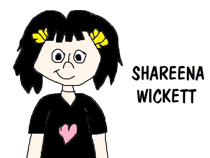 Detention Shareena
