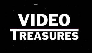 The Video Treasures Logo (1985-1987)