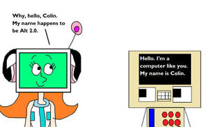 Alt 2.0 Meeting Colin the Computer by MikeJEddyNSGamer89