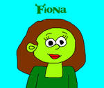 Fiona the Ogre from Shrek