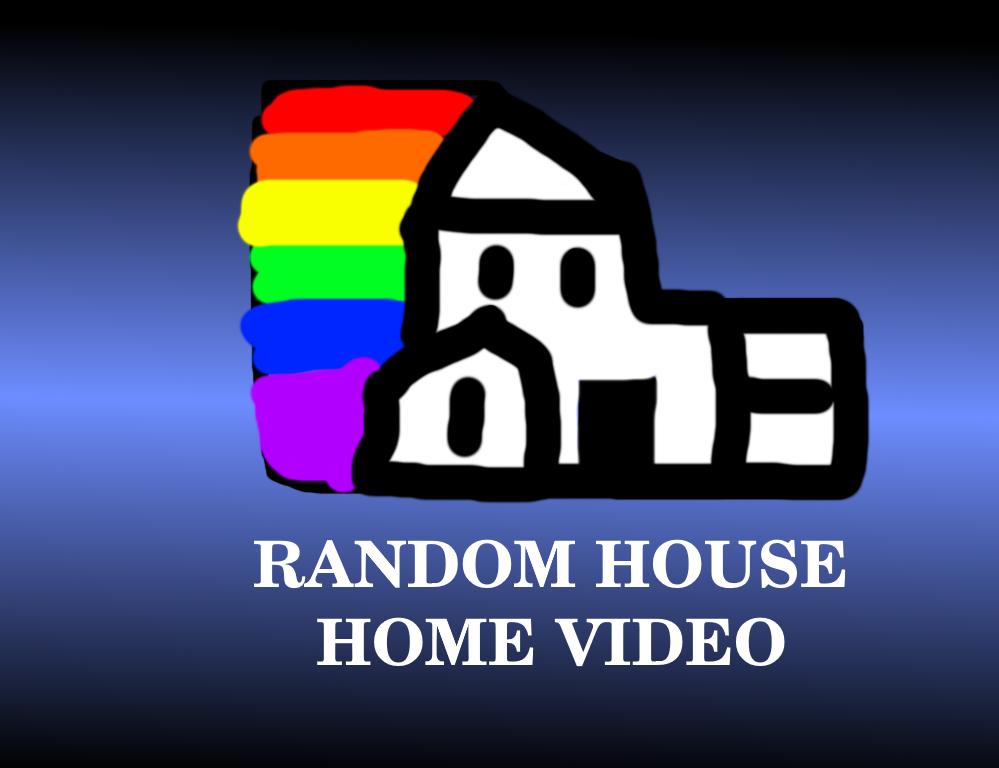 Random House Home Video Drawn By Mjegameandcomicfan89 On Deviantart