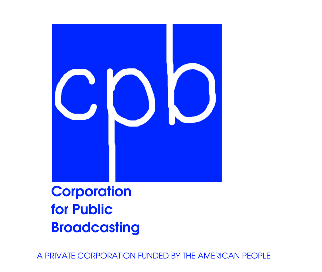 Corporation For Public Broadcasting (Current Logo) By