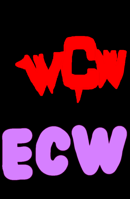 The WCW - ECW Alliance Logo by MikeJEddyNSGamer89 on DeviantArt